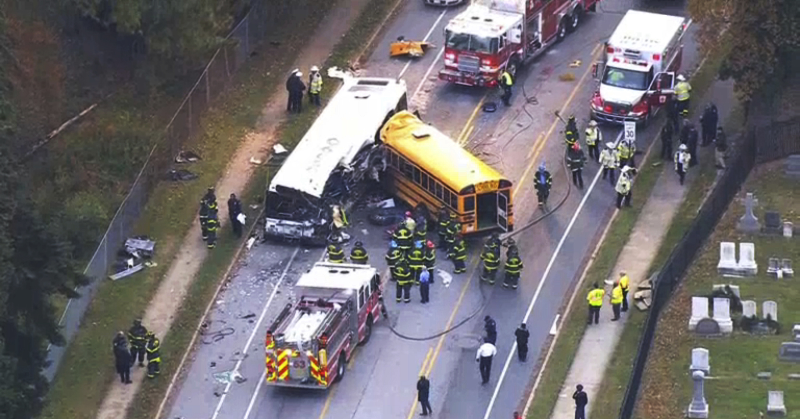 Chattanooga School Bus Driver in Fatal Crash Involved in Collision 2 Months Ago