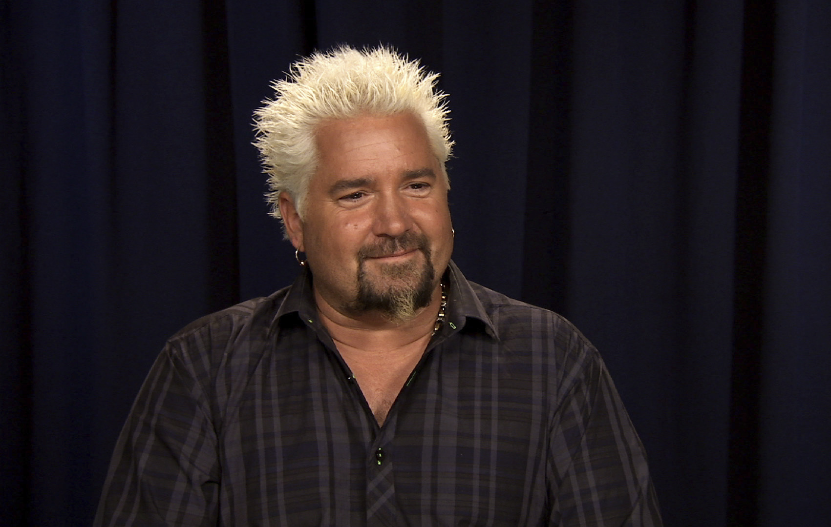 Guy Fieri says he is a...