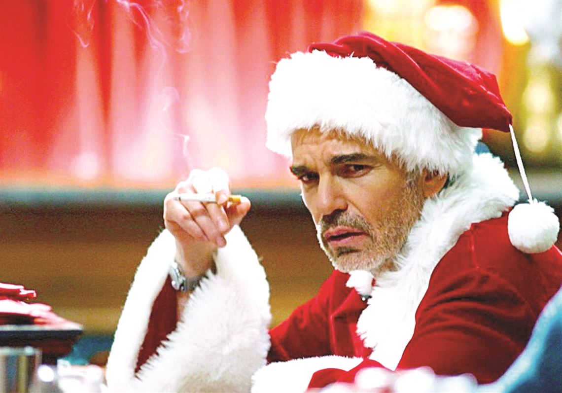 More sad than bad, 'Bad Santa 2' is lump of coal   The Blade