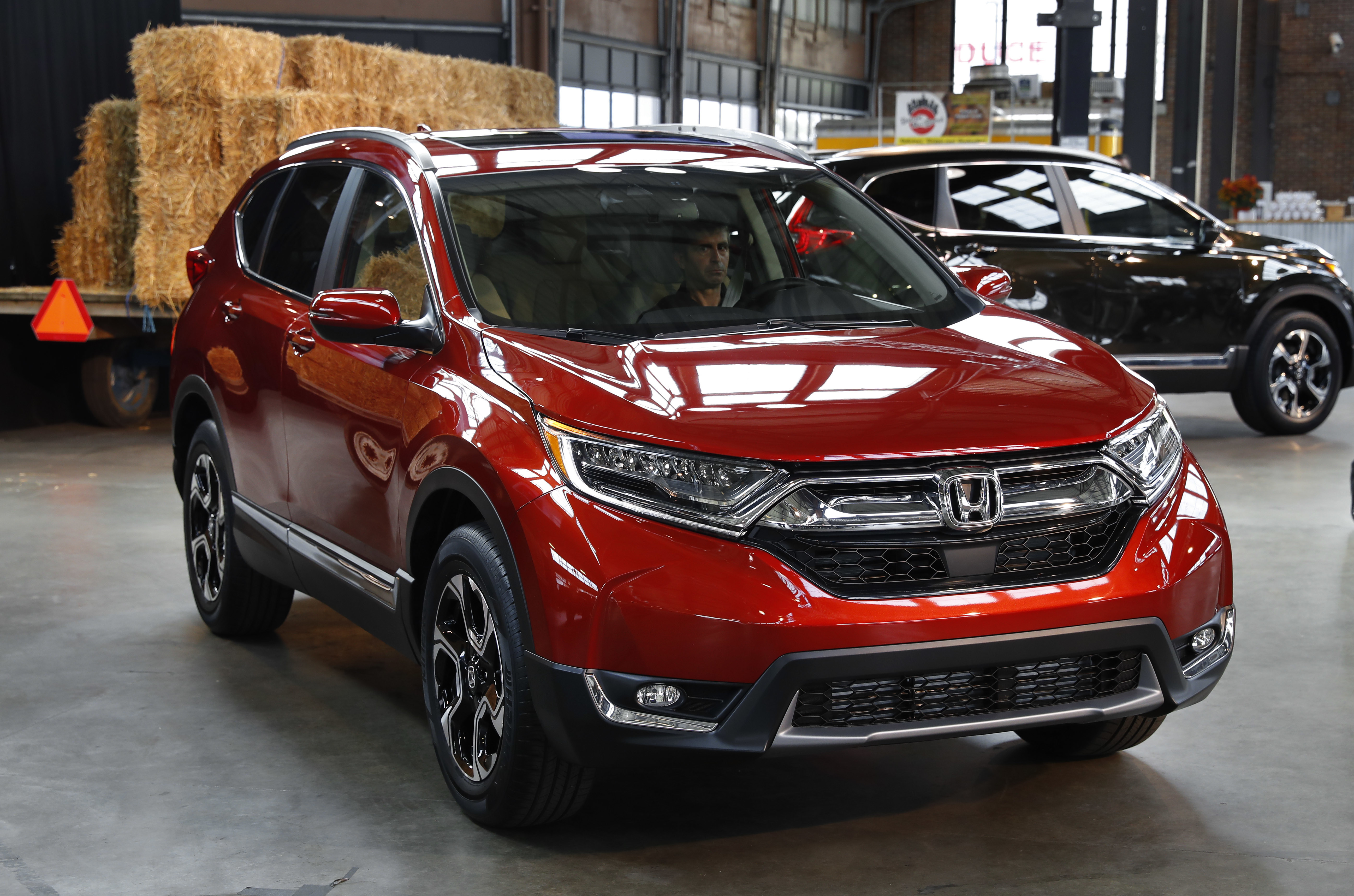 ohio honda plant plays major role in suv redesign the blade