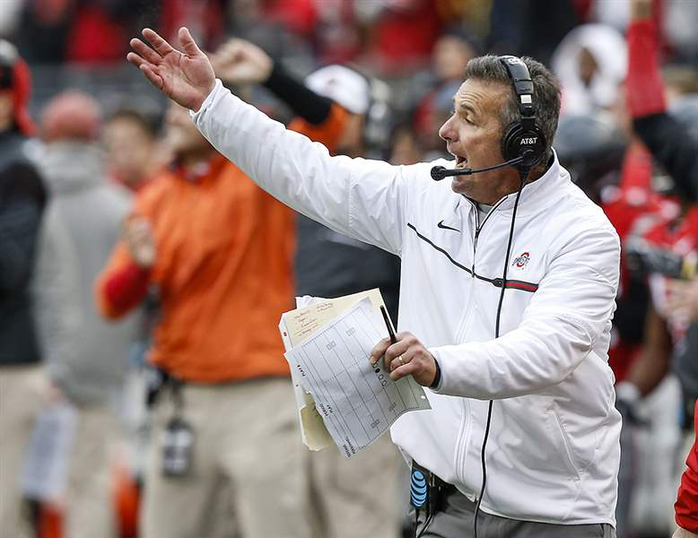 Ohio State president provides update on Urban Meyer investigation