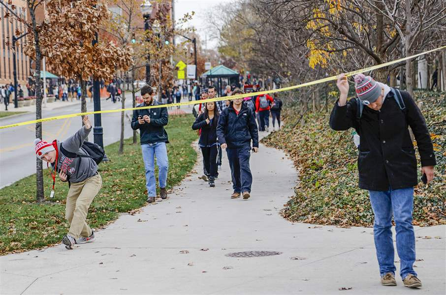 Ohio State knife attacker 'nice guy' but unknown to many