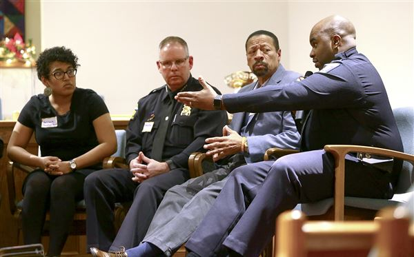 Walter Scott Family: 'It's Not Over Till God Says It's Over'