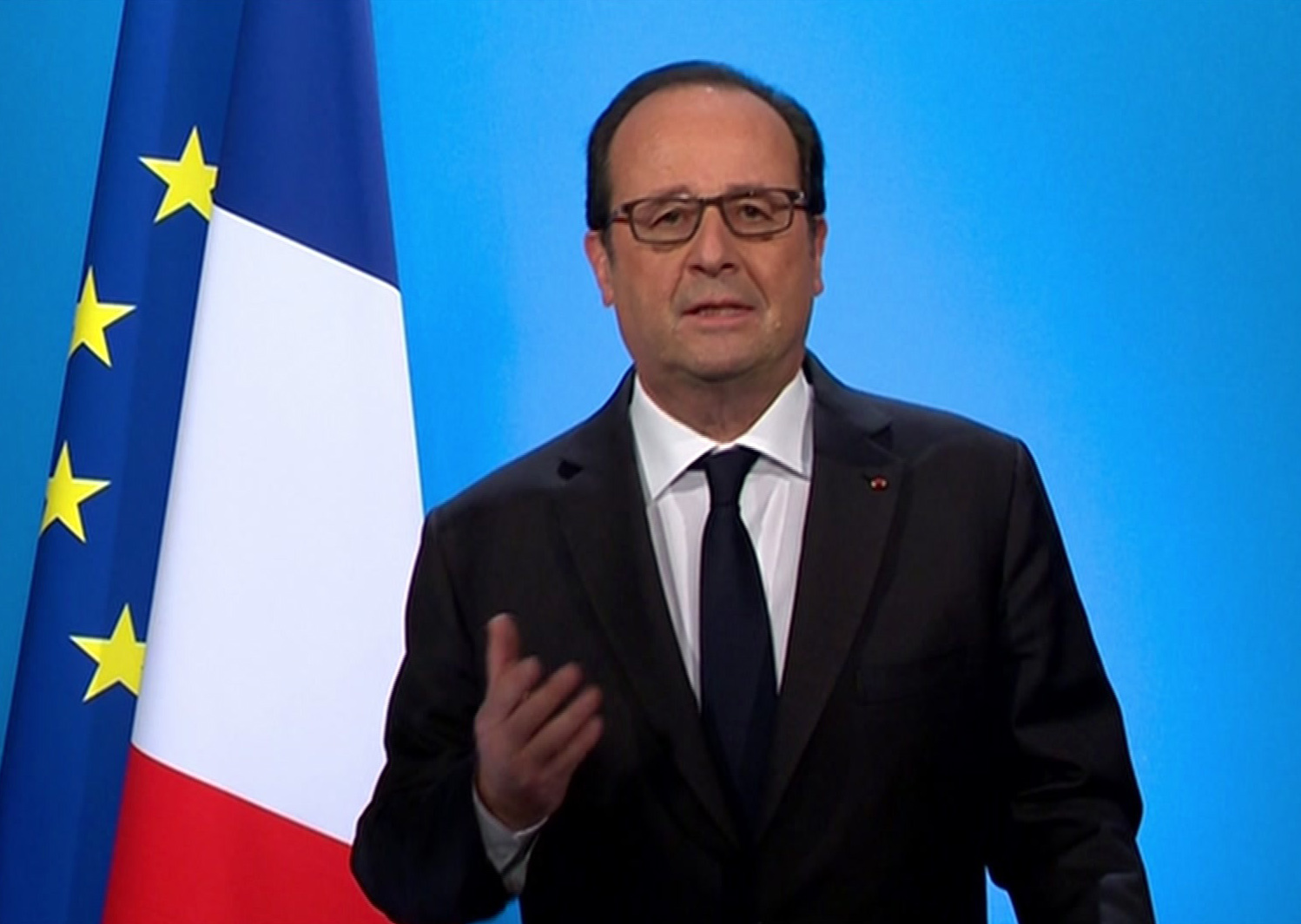 Francois Illas New Tradition: French President Rules Out 2017 Re-election Bid