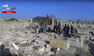 Mideast-Syria-City-Of-The-Dead