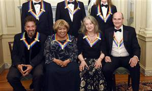 APTOPIX-Kennedy-Center-Honors-4