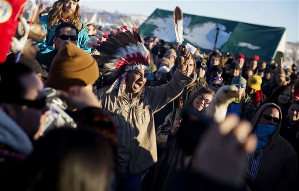 Dakota Access Declare victory and go home