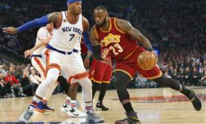 Cavaliers-Knicks-Basketball-18