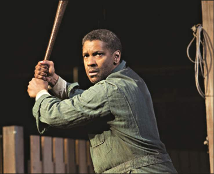 24 News Toledo >> 'Fences' penned in by its theatrical origins - The Blade