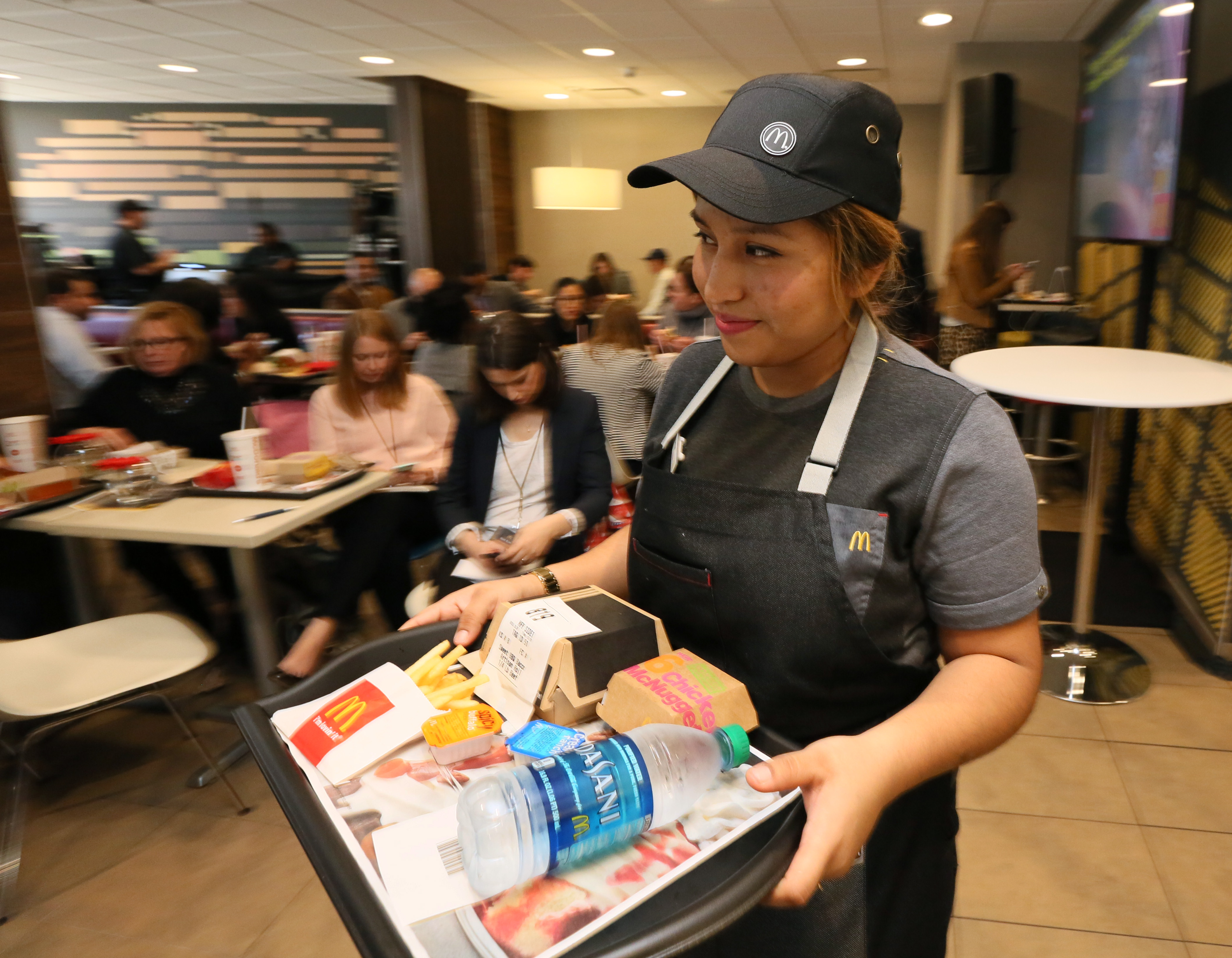 Minimum Wage To Go Up In 21 States