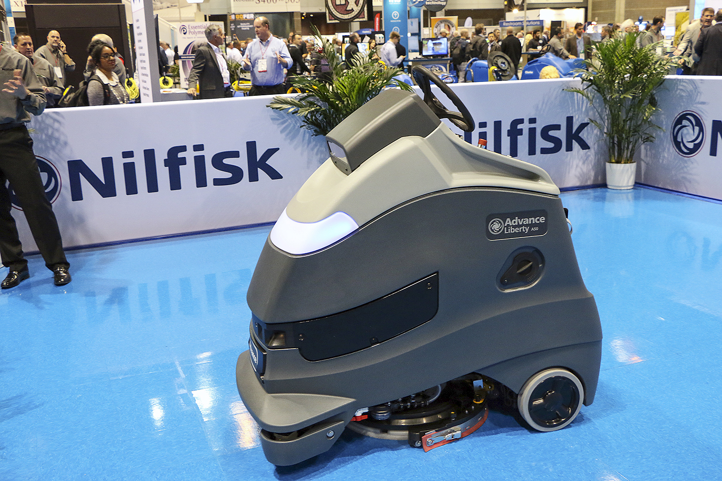 Driverless Tech Spills Into Cleaning Industry The Blade