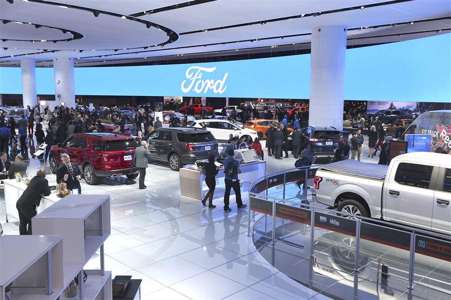 Fiat will adapt to new u s policies ceo says the blade for Ford motor company auto parts