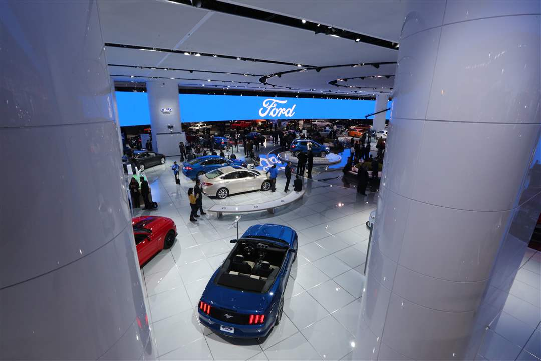 North American International Auto Show Media Preview The