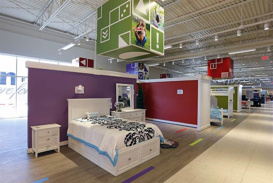 Art Van Furniture Sells Springfield Twp Store The Blade