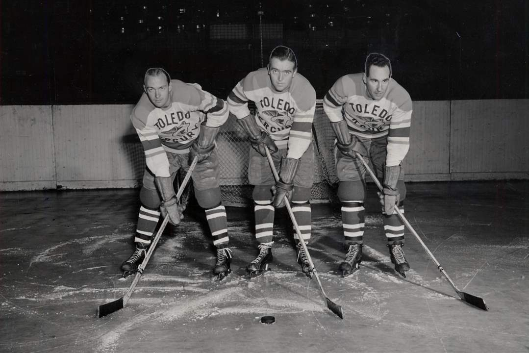 toledo s hockey history   the blade