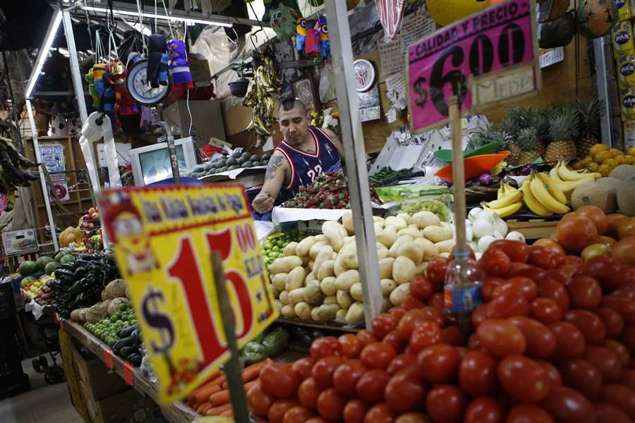 EU, Mexico to speed up trade talks amid Trump fallout