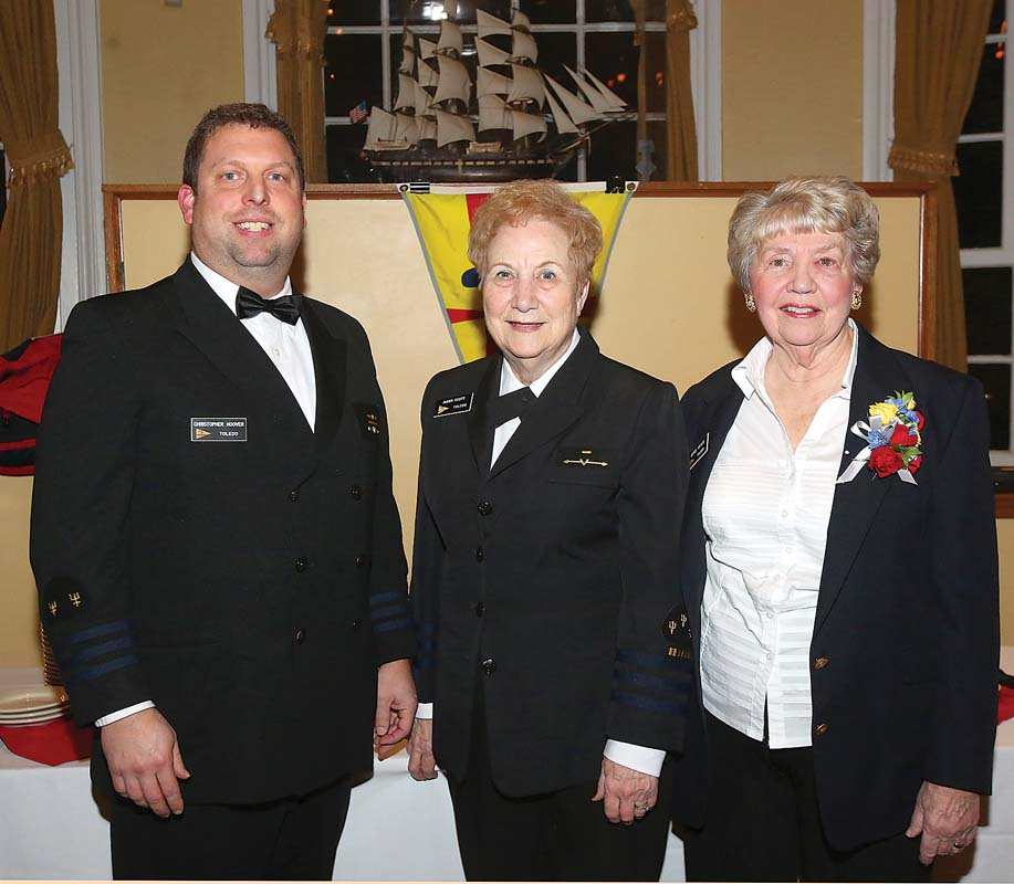 Honors, Awards, And New Officers At Local Organizations