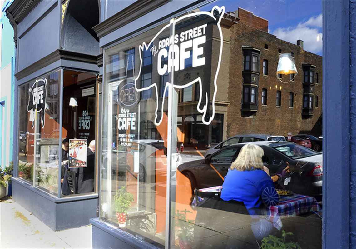 During The Last Year Eight Restaurants Have Opened Are Set To Open Soon 7 Downtown Toledo