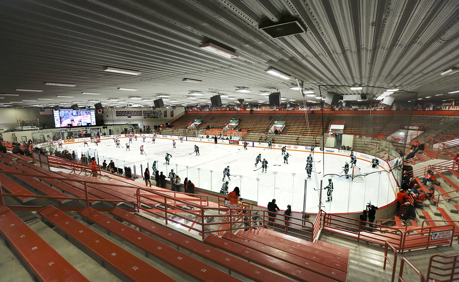 Michigan State Campus >> Why the NHL should come to Bowling Green - The Blade