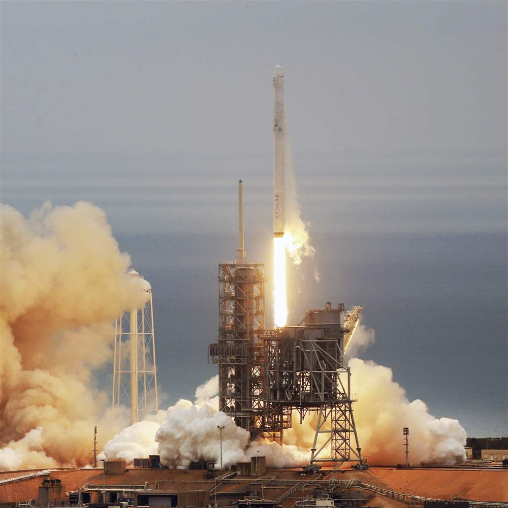 SpaceX-Launch-12