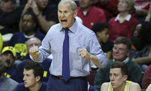 Michighan-Rutgers-Basketball-Beilein