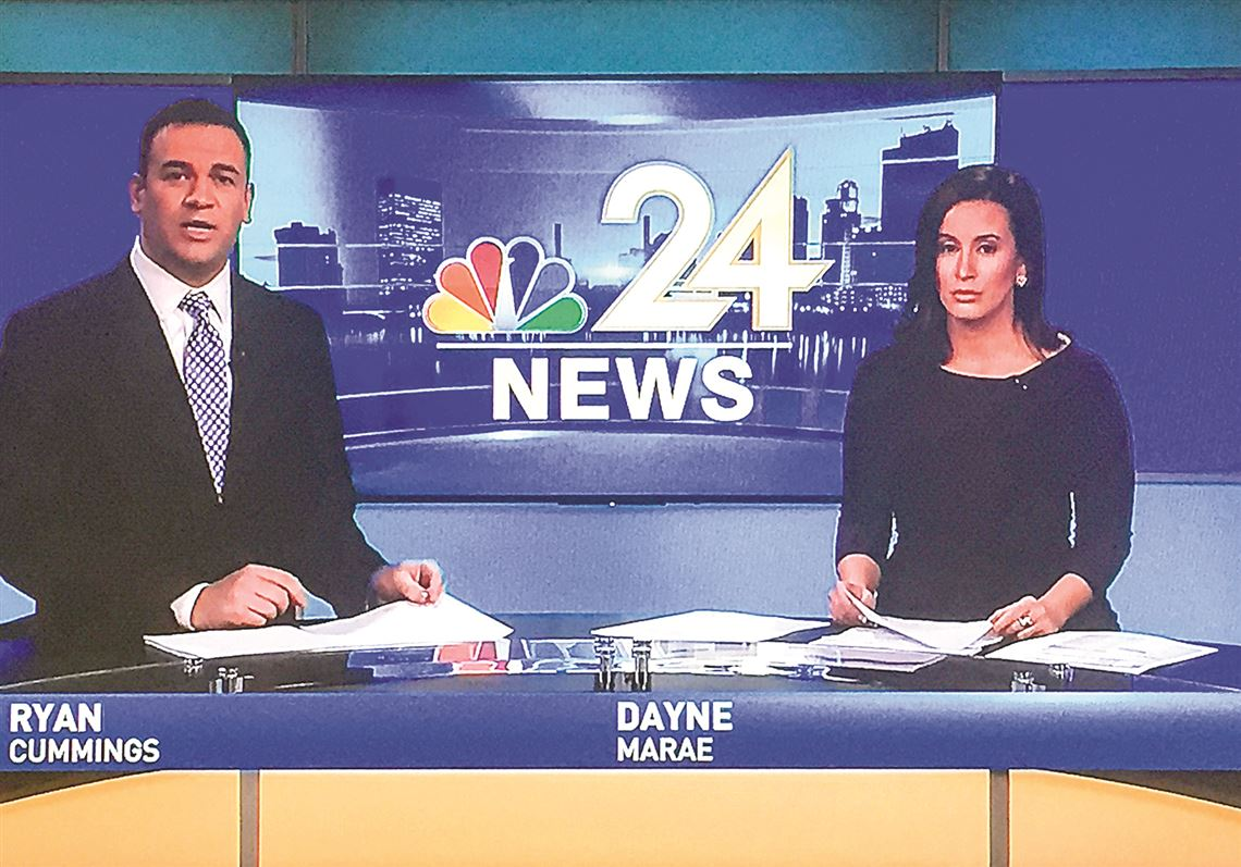Anchors away: WNWO, Channel 24, airs newscasts from Indiana