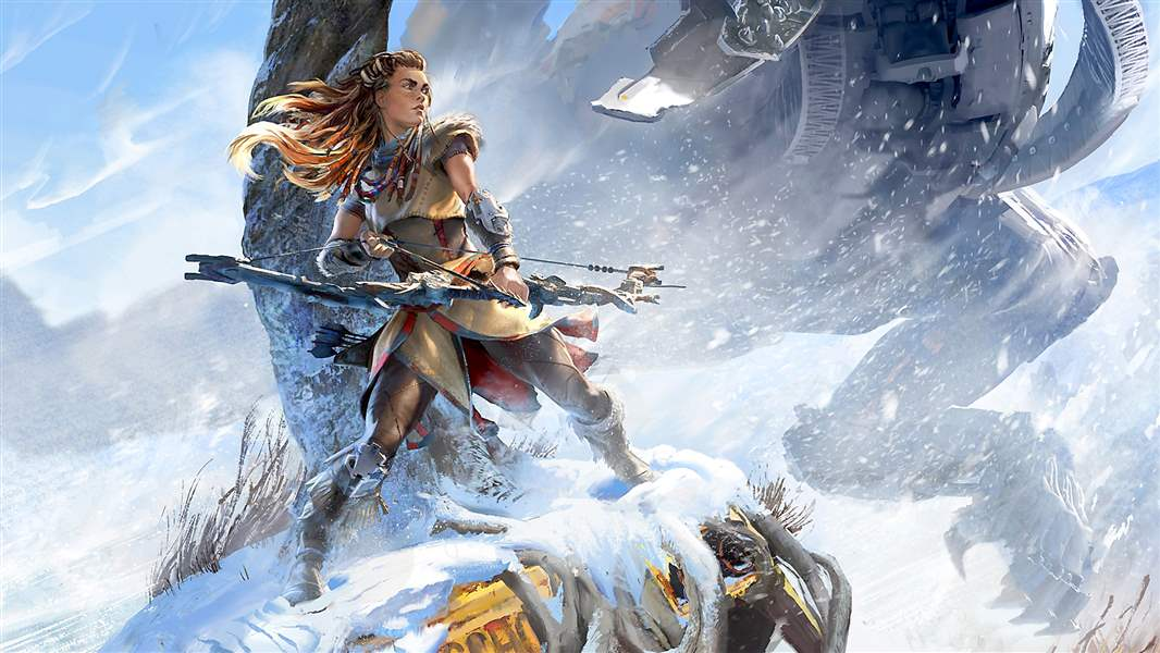 Horizon Zero Dawn hits 2.6m global sales
