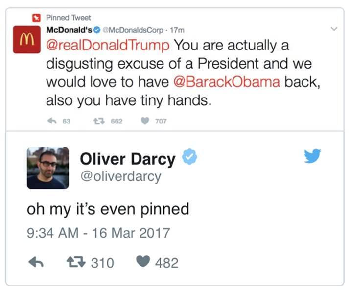 oliver mc donalds