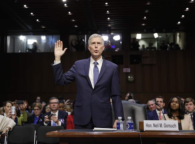 Judge Gorsuch and the corpse flower