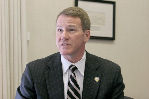 Husted in governor's race, touts conservatism