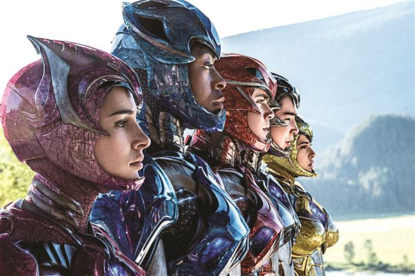 'Power Rangers' Features LGBTQ Character & It's A Historic Moment