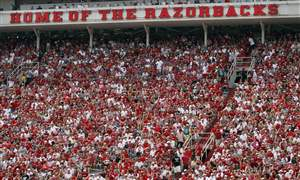 Arkansas-Guns-Stadiums-Football