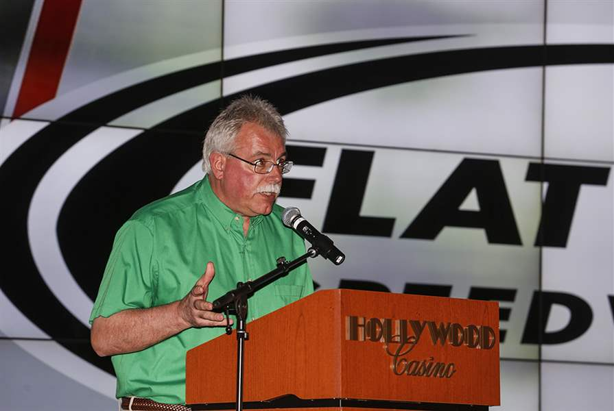 Former NASCAR driver James Hylton dies in traffic accident outside Talladega