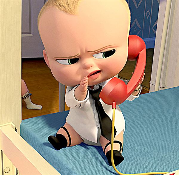Alec Baldwin's Ambitious Infant to Return in Boss Baby Sequel