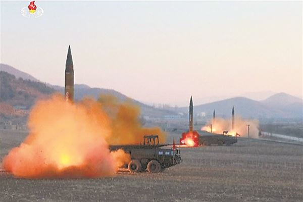 UN strongly condemns North Korea's latest missile launch