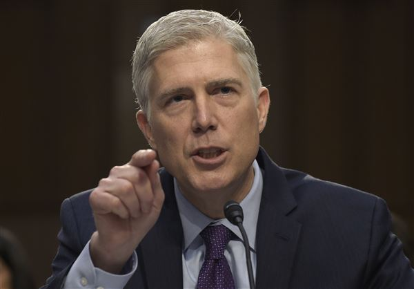 Gorsuch all but certain to win confirmation after Senate goes nuclear