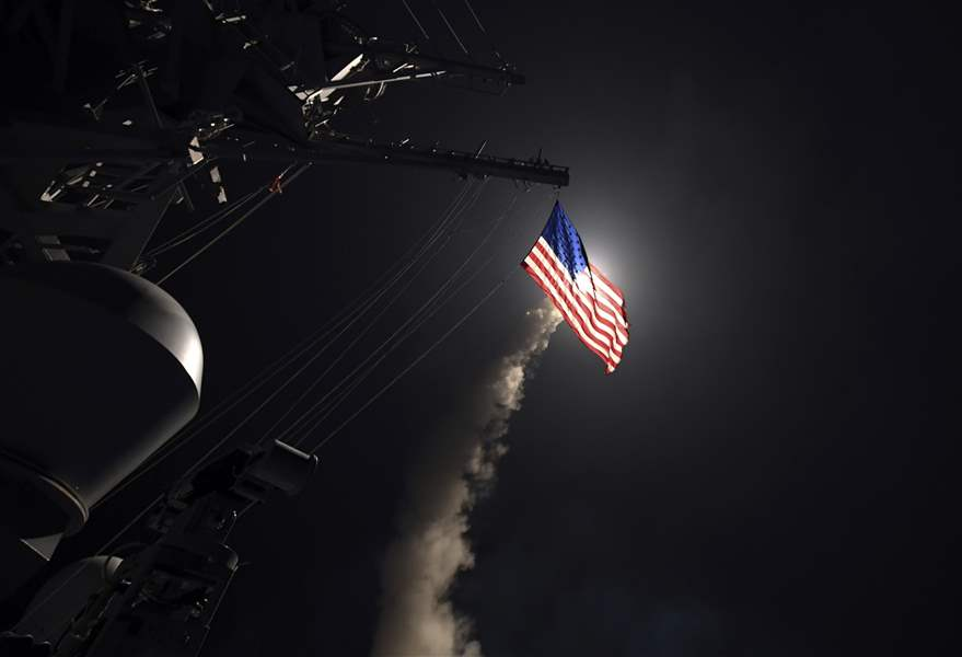 United Nations to receive briefing on US air strikes against Syria