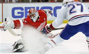 APTOPIX-Canadiens-Red-Wings-Hockey-2