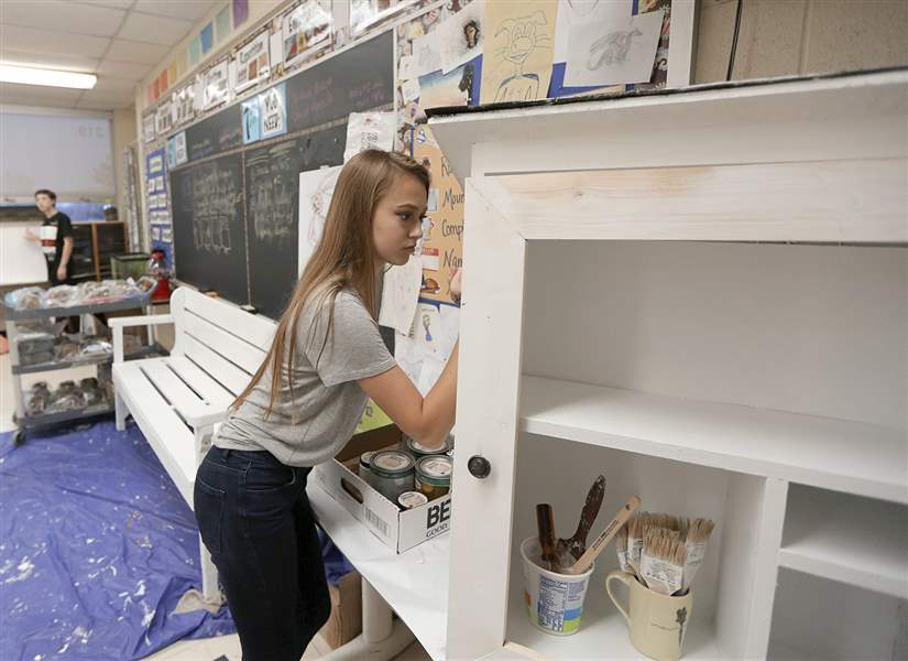 The Pantries Are Similar To Little Free Libraries That Have Popped Up In Communities Across Country Including Central Toledo