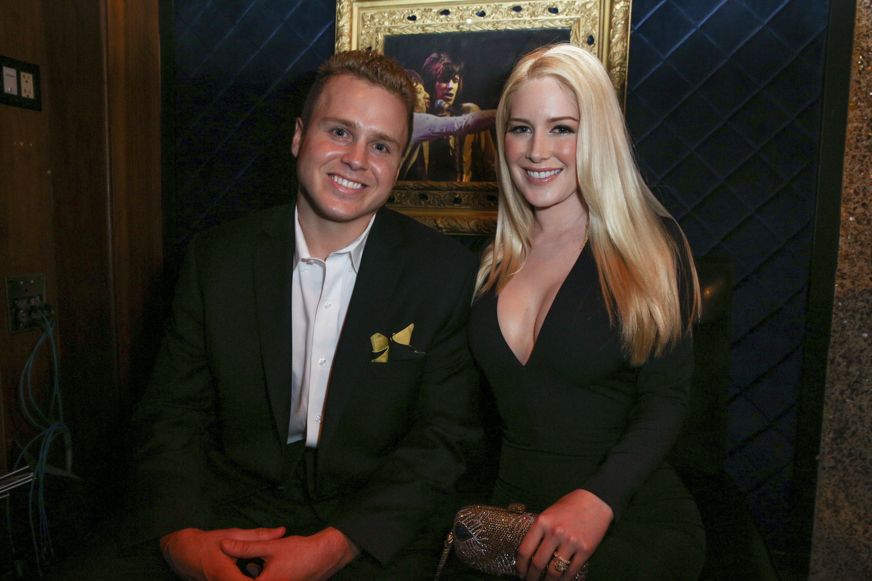 Reality stars Heidi Montag, Spencer Pratt expecting - The ...