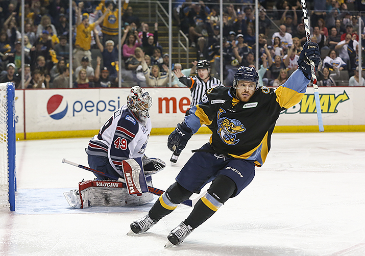 Walleye look to take 3-0 lead without Denis - The Blade