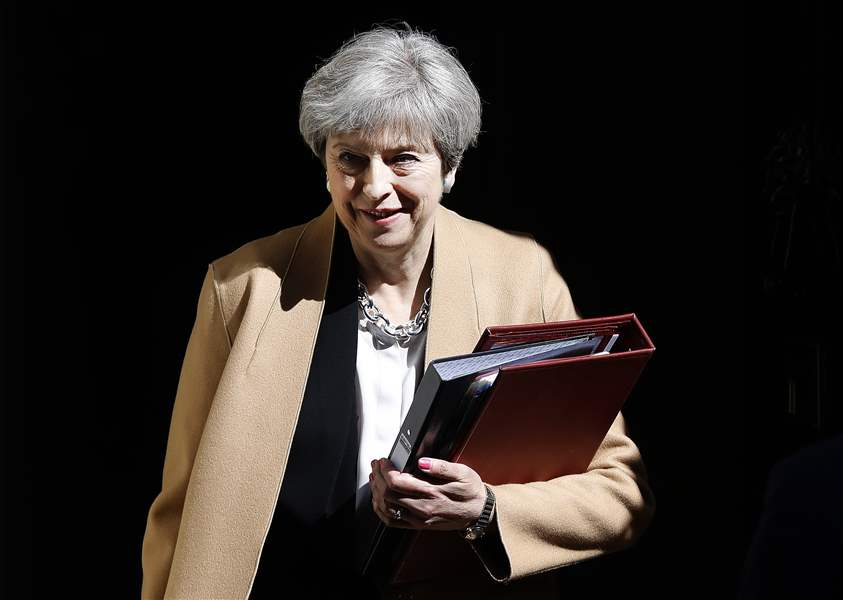 General election: Tory victory 'will not strengthen May's Brexit hand'