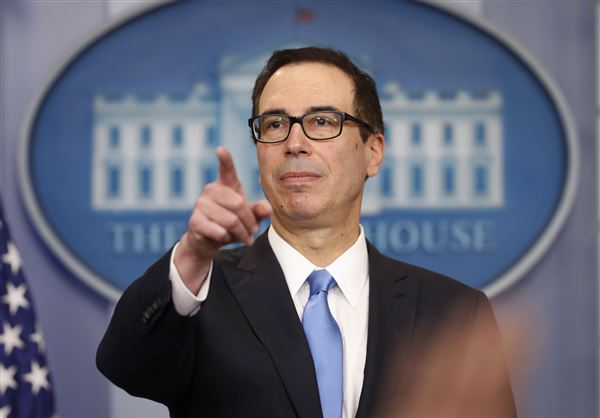 Treasury Secretary: Trump's tax cuts won't raise budget deficit
