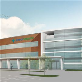 Mercy Health opens first inpatient hospital in Perrysburg
