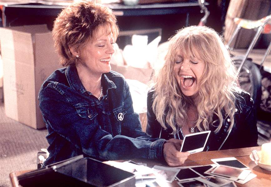 Goldie Hawn Details 'Casting Couch' Moment With Famous Cartoonist: 'I Was Crying'