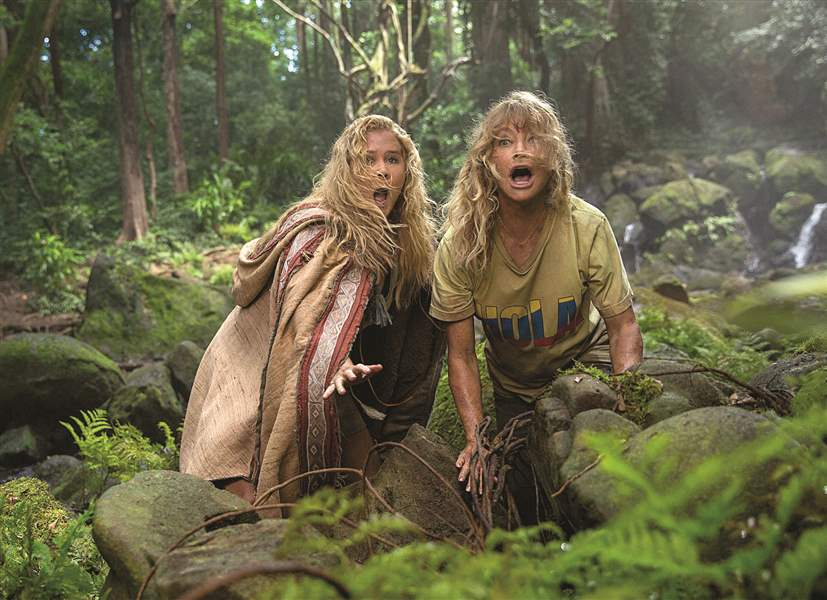 'Snatched' Review: Amy Schumer and Goldie Hawn Together Is Something Special