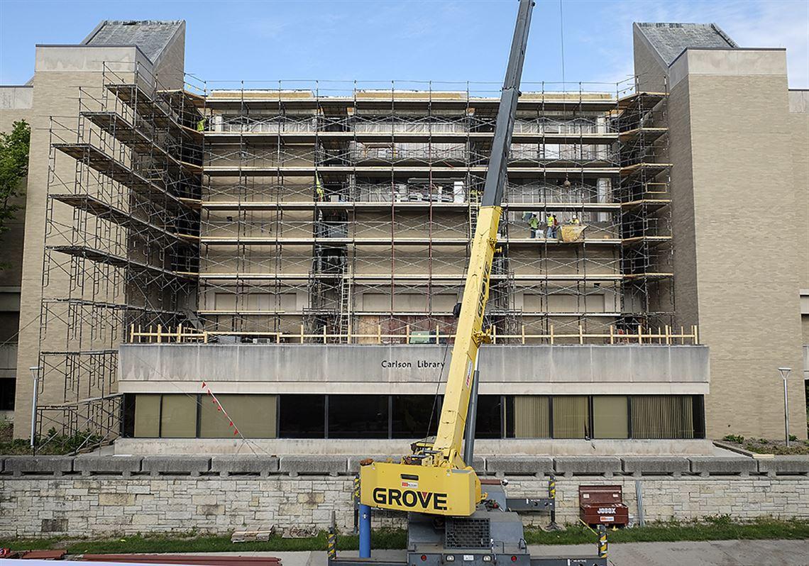 UT library undergoing big change | Toledo Blade