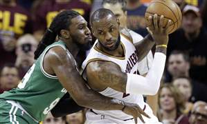 Celtics-Cavaliers-Basketball-36