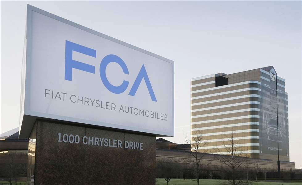 Fiat Chrysler Automobiles NV Target of Unusually Large Options Trading (NYSE:FCAU)