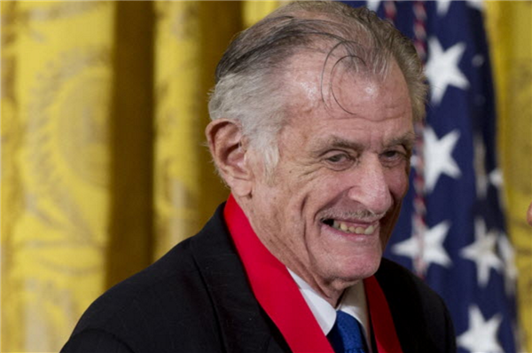 Frank Deford, NPR's longtime philosopher of sports, dies at 78